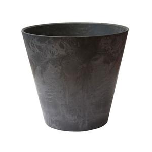 Art stone 植木鉢 Lサイズ ソーサーセット