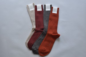 【Phlannèl】Wool Socks (Men's/Women's)