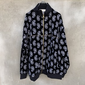 "NEON SIGN  ""Paisley Track Jacket"""