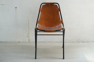 Charlotte Perriand Les Arcs Chair Black Flame ②