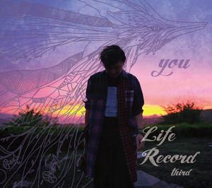 【CD】LIFE RECORD third