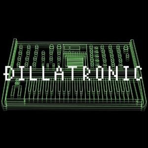 【残りわずか/LP】J Dilla - Dillatronic