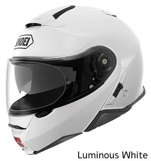 SHOEI NEOTEC II Luminous White