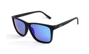 DANG SHADES RECOIL Black Soft x Green Mirror Polarized