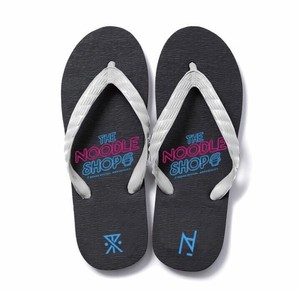 "ANASOLULE × ROARK REVIVAL ""THE NOODLE SHOP"" Beach Sandal"