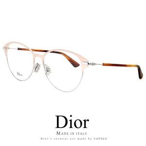 Dior レディース メガネ essence14-i20 眼鏡 ディオール Christian Dior ボストン メタル 丸眼鏡 dioressence14 i20