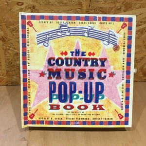 The Coutry Music Pop-up Book