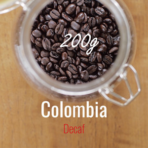 "Colombia Decaf ""Swiss Water Process"" 200g"