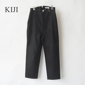 KIJI/キジ・KACHIテーパードデニム
