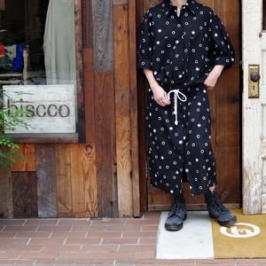 Dot Pattern Dress / ドット柄 ドレス