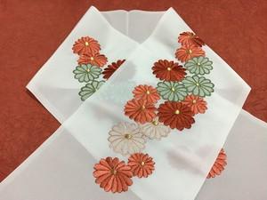 20 高級刺繍 半襟 成人式 結婚式に 京都発