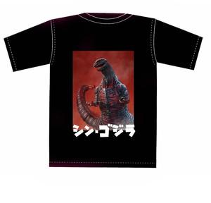 開田裕治-シン・ゴジラTシャツ