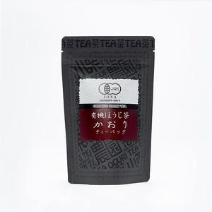 【牧之原茶】有機ほうじ茶 かおり(オーガニック)ほうじ茶teabag