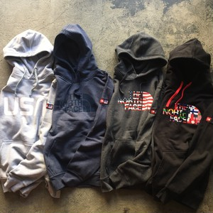 【New】The North Face International Pack Hooded Sweatshirt