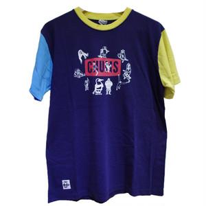 CHUMSTシャツ(メンズ)