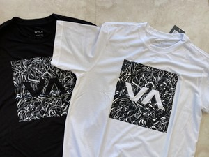 RVCA メンズTシャツ RVCA SPORT DEFER ALL THE WAY