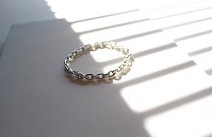 #02.【TOUGH】× chain bracelet  × 925silver