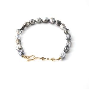 Serum Diamonds 2Stone Bracelet