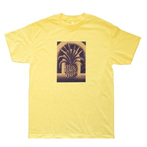 Pineapple TEE Yellow