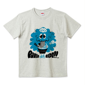 RAMEN RIDE Tシャツ