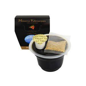 マサマ キリマンジャロ コーヒーゼリー 12個入