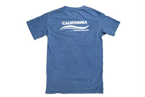 【wave california T-shirt】/ navy