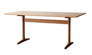 aテーブル(長方形) ナラ W1650
