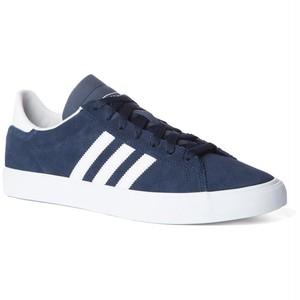 adidas Skateboarding / Campus Vulc Ⅱ Adv / Skateshoes / Navy-White / US8.5 (26.5cm) / アディダス スケートボーディング / キャンパス バルカ2