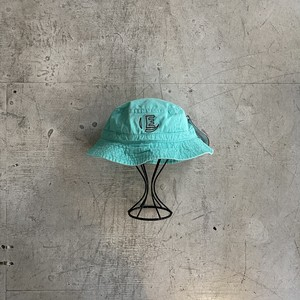 E SHADOW VACATION BUCKET HAT (SEAFOAM)