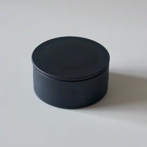 黒鉄釉 フタモノ(S)