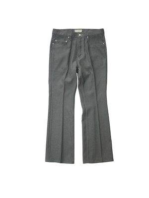 FLARE PANTS(GRY)