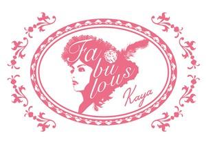 【Kaya】FABULOUS プレミアム限定セット(CD/Single)