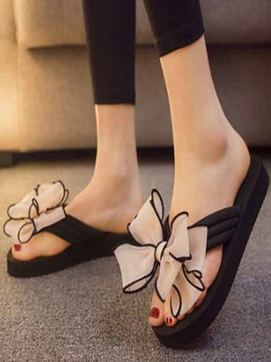 【shoes】Summer fashion slippers sandals