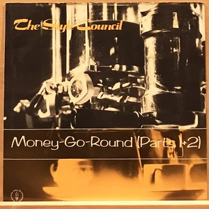 The Style Council ‎– Money-Go-Round (7inch EP)
