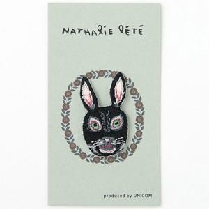 ナタリーレテ アップリケ REGLISSE