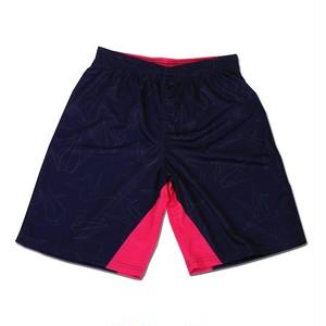 プラクティスパンツ「RISE-pants」(ネイビー/HP-022)