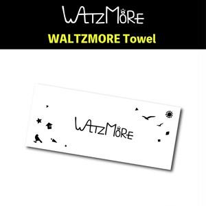"""""""WALTZMORE"""" Towel"""