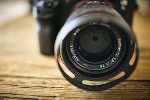 シンプルなカメラ操作コース