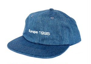 QUARTERSNACKS EURO CAP Denim
