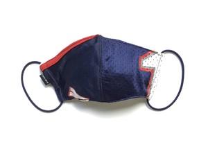 【デザイナーズマスク 吸水速乾COOLMAX使用 日本製】SPORTS MIX MASK CTMR 0908160