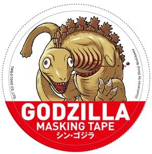 西川伸司 SDキャラマスキングテープ