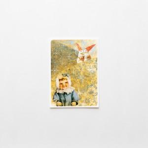 Piilosilla  christmascard