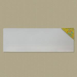 キュービック・キャンバス白(縦200㎜×横600㎜×厚38㎜)