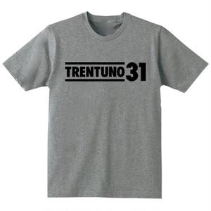 TRENTUNO31 T-shirts S/S Grey