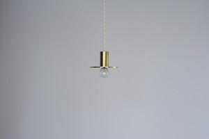 Flat pendant S