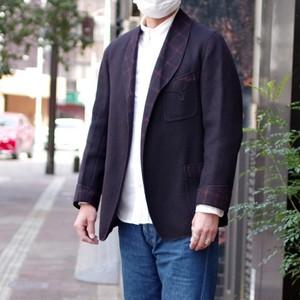 〜1930s Wool Smoking Jacket / ヴィンテージ スモーキング ジャケット Size 38