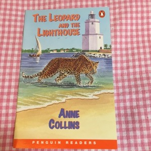 Leopard and the Lighthouse, The(Penguin Readers: Easystarts)