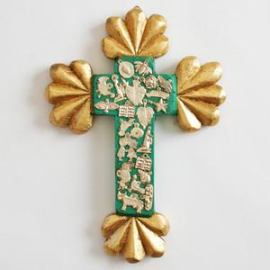 ミラグロ十字架壁掛け /246a/ MEXICO