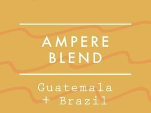 【200g】AMPERE BLEND / Guatemala + Brazil