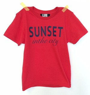 SUNSET inthecity TEE /KIDS